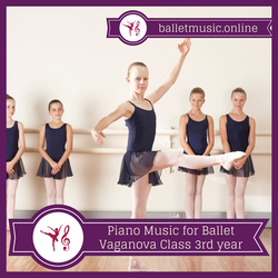 Music for ballet class-13