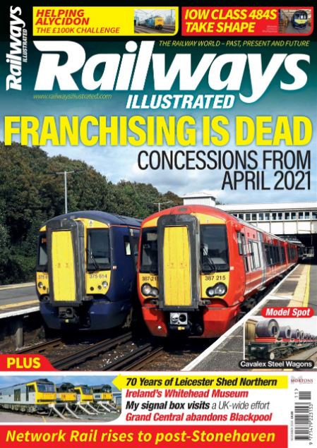 Article on D9009 in Railways Illustrated