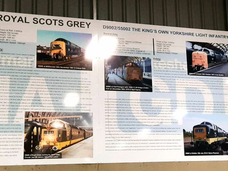 New Information Boards