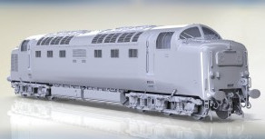 Accurascale Deltic models now available to order