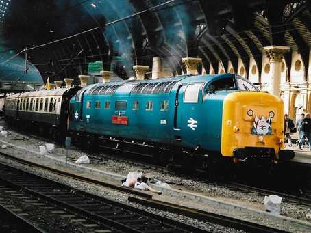 The Future & Potential Return of 55019 to the Mainline