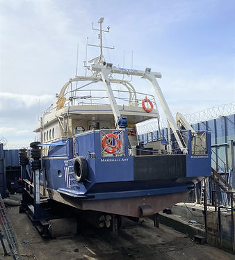 Marshall Art Survey Vessel