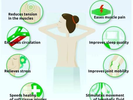 10 Benefits of Sports Massage