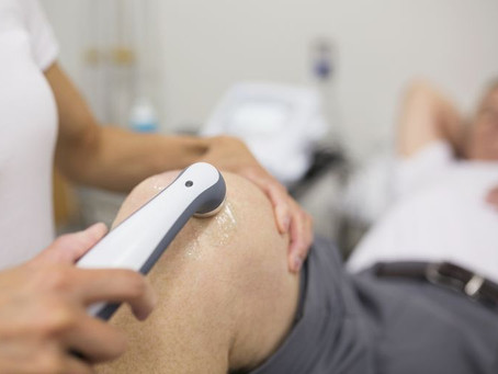 Ultrasound Therapy: What is it? How can it help you recover?