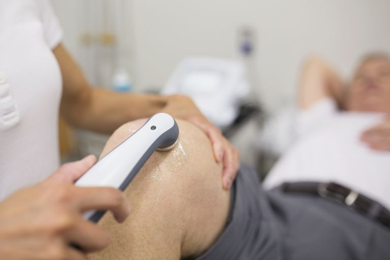 Therapeutic ultrasound ACL application
