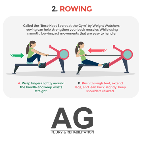 2. Rowing
