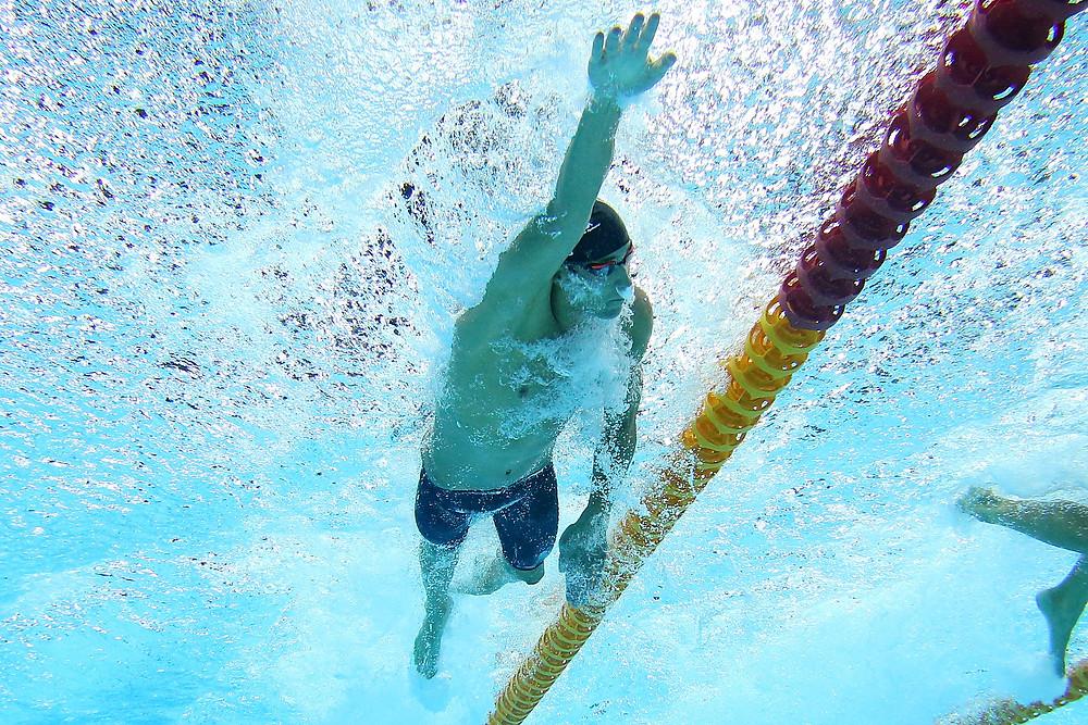 Michael Phelps Freestyle