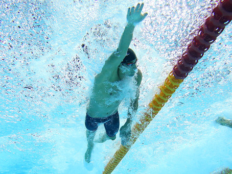 One Mile Beginner's Swimming Workout for Fitness