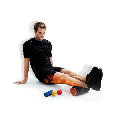 Mobility set - foam roller, trigger point balls, myofascial release kit