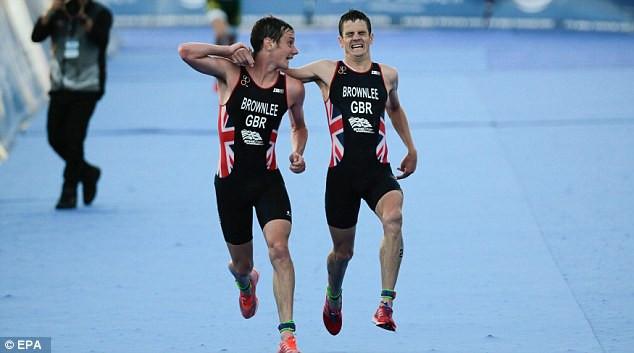 Jonny Brownlee Triathlon Fatigue