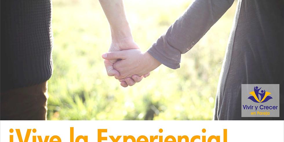 ¡Vive la Experiencia! de Reconexión en Pareja