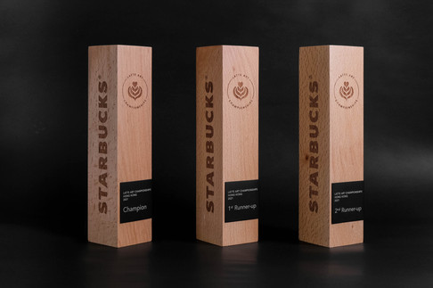 Trophy – Latte Art Championship