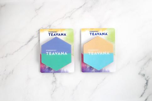 Teavana Coaster Set