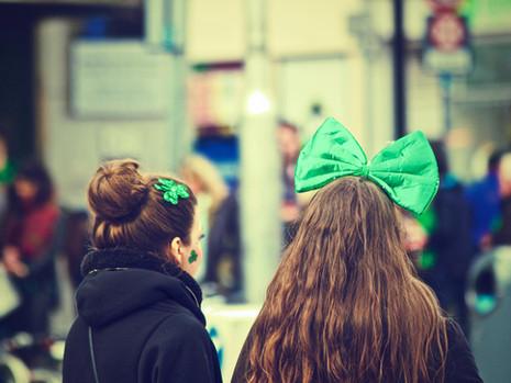 Irlanda e St. Patricks Day