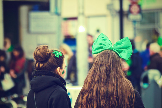 Weird Things on St. Patrick's Day