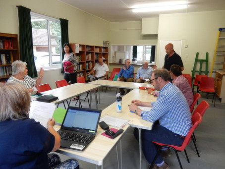 Annual Parish and Council Meetings. March 13 2019