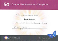 QT SuperCharging Certificate