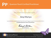 Certified Quantum Touch Practitioner