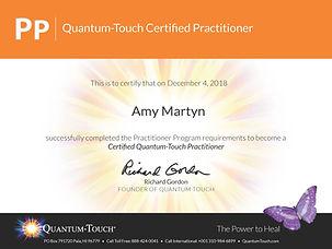 AmyMartynCertifiedQuantumTouchPractition