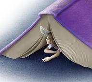 Norah - The Magic Bookshelf by James A Beaumont
