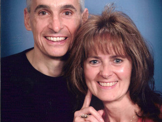 Mike & Debbie Lapina - Chicago's Windy City Jitterbug Club