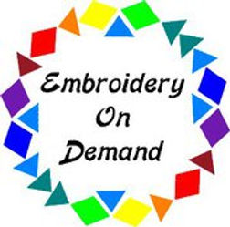 Embroidery On Demand