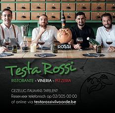 Testa Rossi - Speed 141
