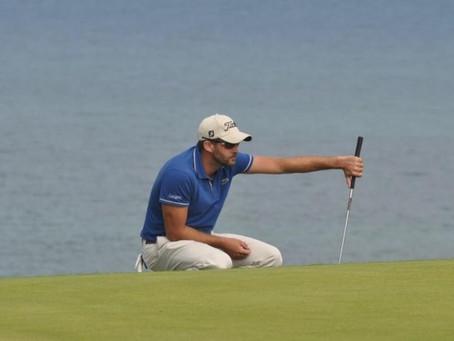 Golf : démarrer la confiance en soi.