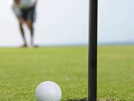 Le plus difficile au golf ...