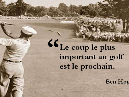 L'index ou le handicap au golf