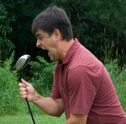 Jouer au golf vous stress ?