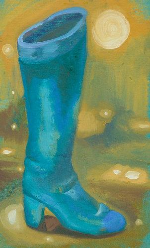 Mercury's Boot