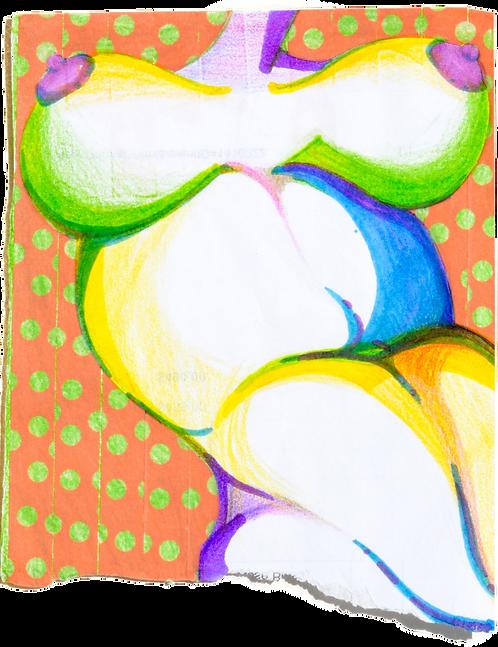 Breast Pattern X