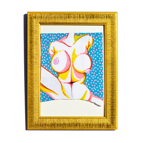 Breast Pattern VIII