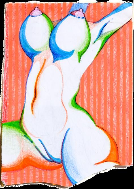 Breast Pattern XIII