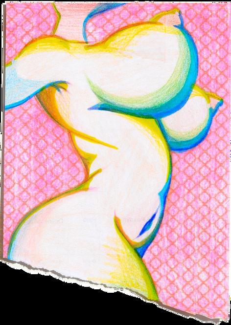 Breast Pattern IX