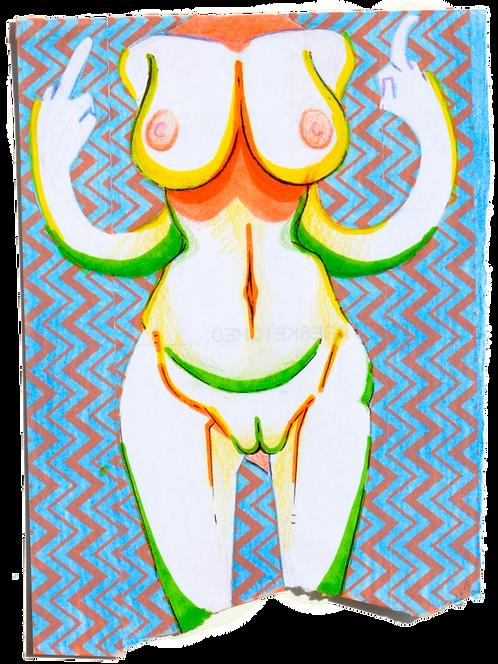 Breast Pattern XII
