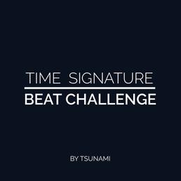 Time signature beat challenge