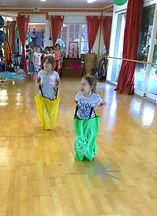 Kindergeburtstag mit Animation und Tanz