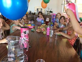 kidsparty - ein unvergesslicher Geburtag für die Mädchen