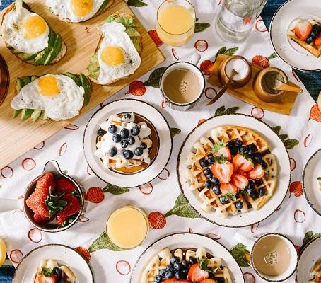 63 Teilnehmer beim Sportabzeichenfrühstück