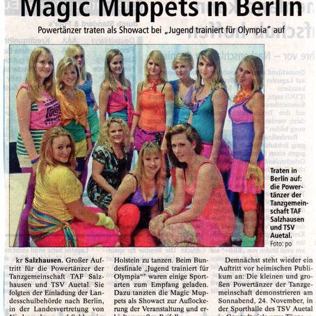 Magic Muppets in Berlin