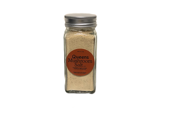 MUSHROOM SALT FROM QUEENS SUPERETTE SAN FRANCISCO