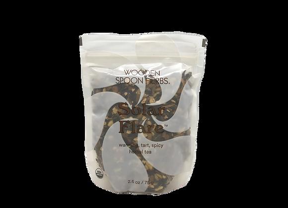 SOLAR FLARE TEA by Wooden Spoon Herbs