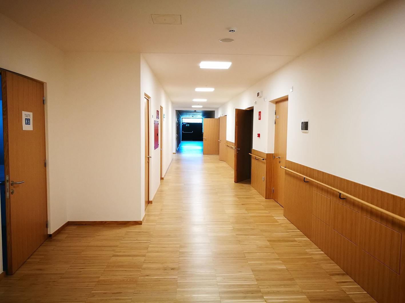 RSA Civo corridoio