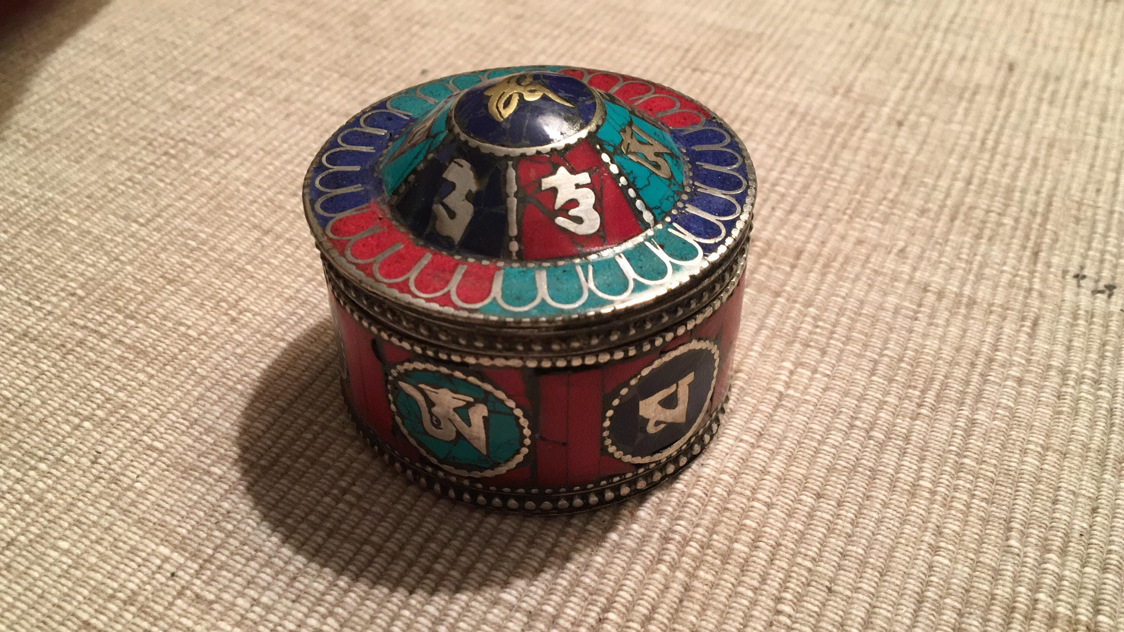 Boite bijoux 4,5cm