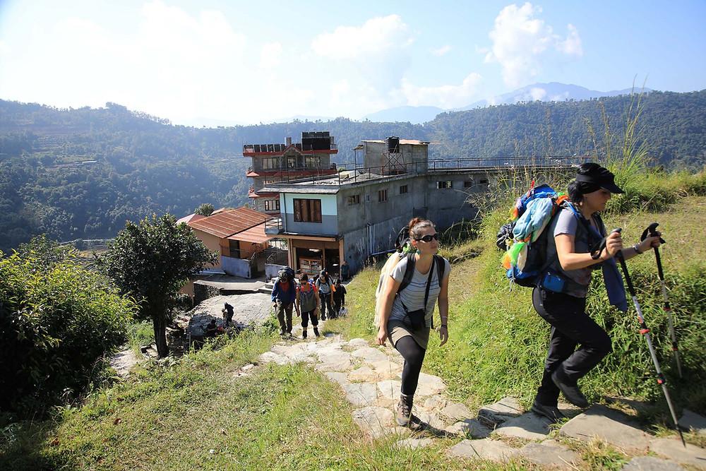 Mardi Himal Trek - Népal 2017
