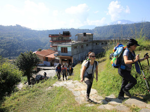 Hiking for Nepal - Tour 2019