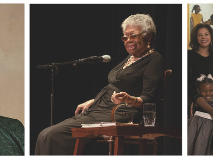 Things to Know About Maya Angelou's Hand's