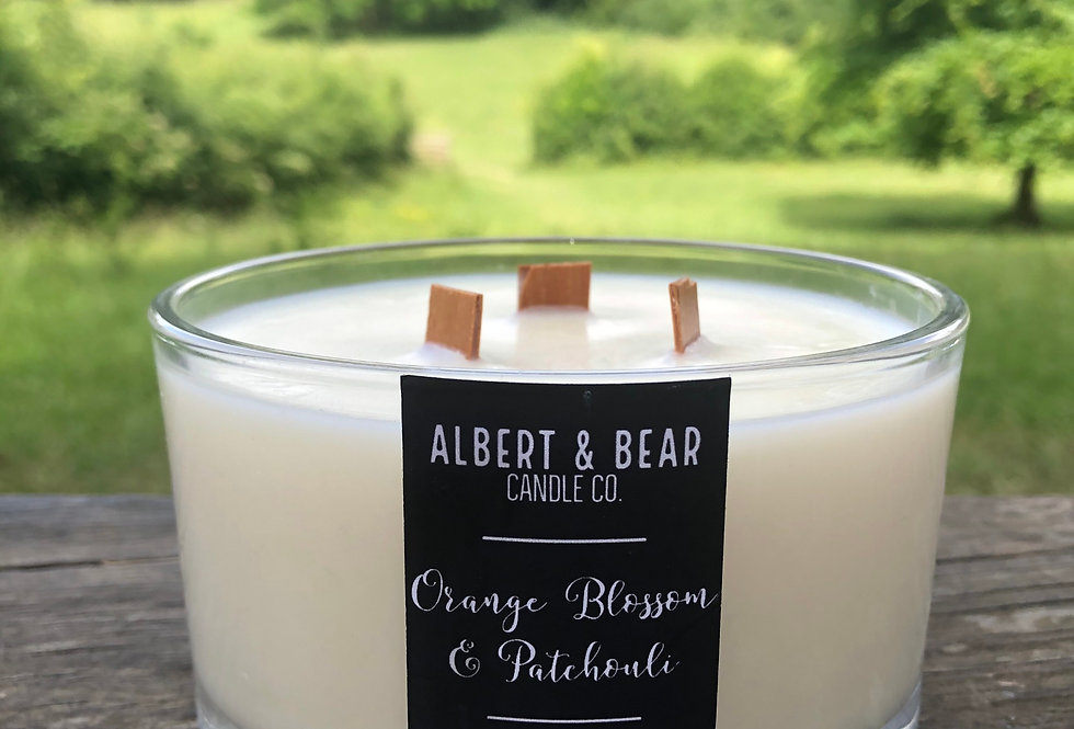 3 Wick Deluxe Candle